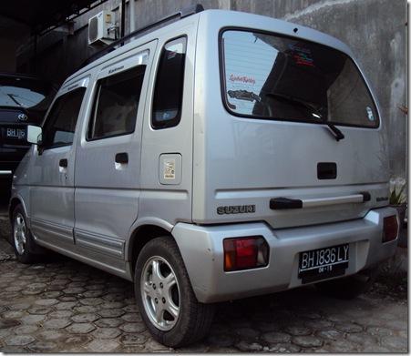 Mobil Taruna 2002 2003 Csx Silver - Penghemat BBM Paling ...